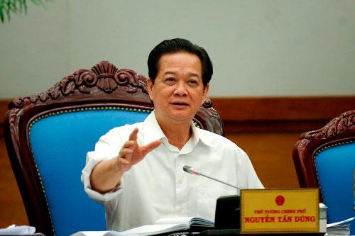 Thủ tướng yêu cầu không để hụt thu ngân sách - 1