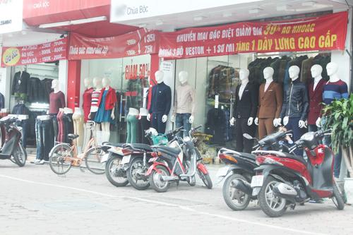 """1001 chiêu """"rút hầu bao"""" khách của cửa hàng quần áo - 1"""