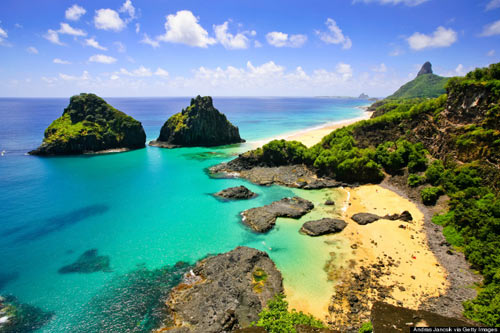 Đến hòn đảo thu phí bảo vệ môi trường của du khách - 1