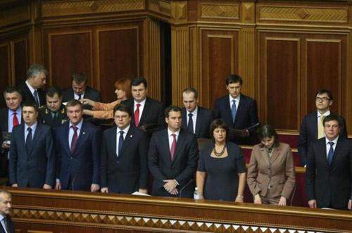 Ukraine bổ nhiệm 3 bộ trưởng vừa nhập tịch vài giờ - 1