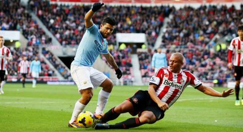 Sunderland - Man City: Đối thủ kỵ giơ - 1
