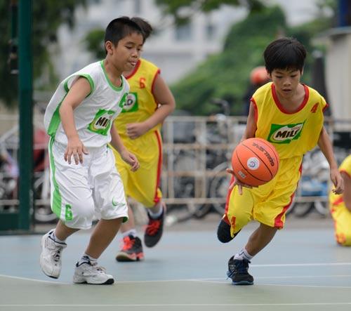 Cân bằng năng lượng để trẻ khỏe mạnh và vươn xa - 1