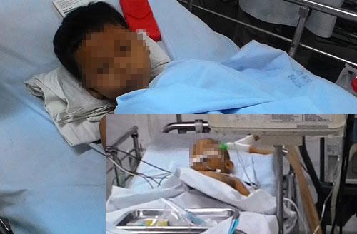 Nghi án mẹ chích thuốc độc 2 con: Bé 2 tuổi đã tử vong - 1