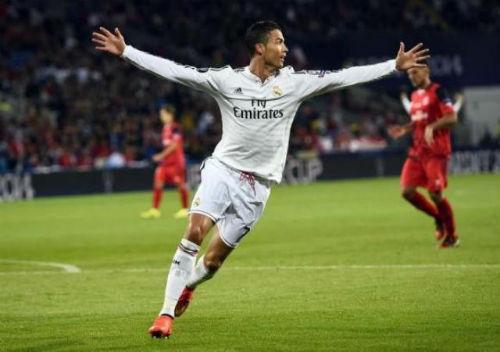 """Ronaldo: Không chỉ là ngôi sao """"dội bom"""" - 1"""