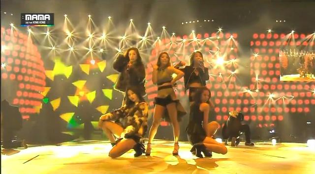 Video: Kiều nữ Girl's Day và Ailee quyến rũ sân khấu - 1