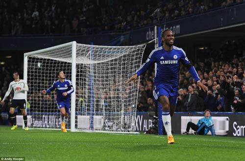 "Khen Drogba, Mourinho ""quên"" Diego Costa - 1"