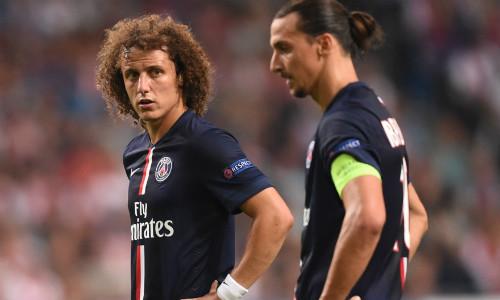 "Yêu Chelsea, Luiz gạch Ibra khỏi ""Dream team"" - 1"