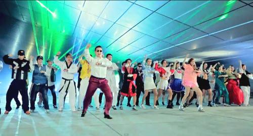 Lượt xem Gangnam Style vượt ngưỡng bộ đếm của YouTube - 1