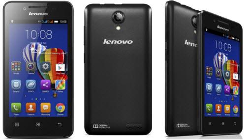 Lenovo tung smartphone chuyên nghe nhạc giá rẻ - 1