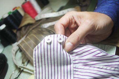 """Gặp người thợ """"ruột"""" sửa đồ cho Hồng Nhung, Tùng Dương - 2"""
