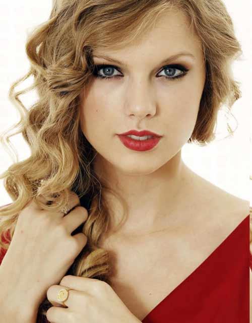 Bí mật đằng sau mái tóc quyến rũ của Taylor Swift - 1