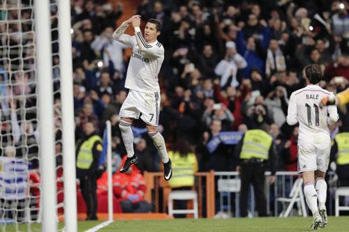 Real - Ludogorets: Đừng để Ronaldo nghỉ ngơi - 1