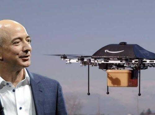 Amazon 'nổi cáu' với Cơ quan hàng không liên bang Hoa Kỳ - 1