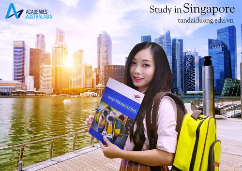 Tìm hiểu du học Singapore chuyển tiếp sang Úc - 1
