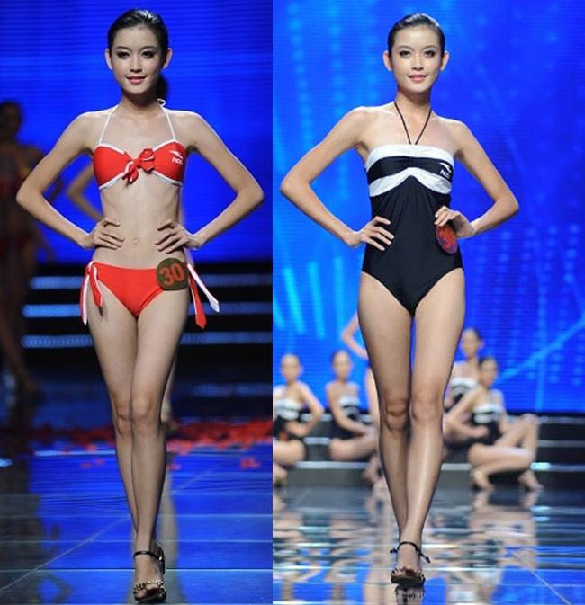 Năm 16 tuổi, Huyền My tham dự cuộc thi Siêu mẫu châu Á và giành giải Siêu mẫu Ăn ảnh