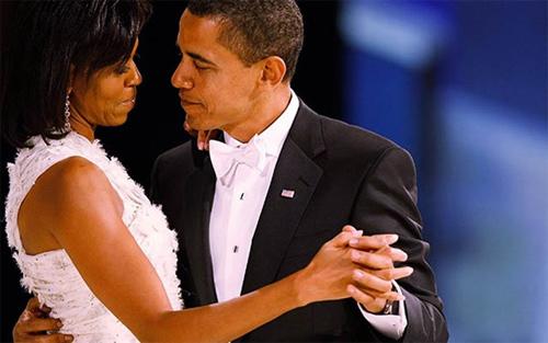 """""""Thiên tình sử"""" của Tổng thống Obama được dựng thành phim - 1"""