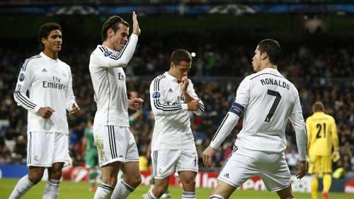 Real phá kỷ lục, Ancelotti hớn hở ra mặt - 1