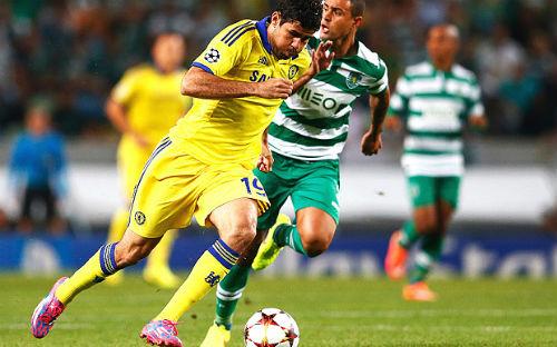 Chelsea – Sporting: Tìm lại nụ cười - 1