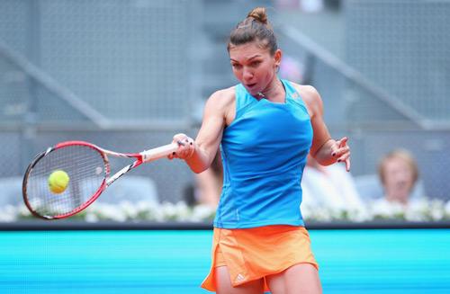 Halep bỏ nhỏ tuyệt tác dẫn đầu top 5 hot shot WTA 2014 - 1