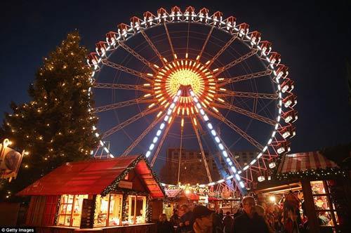 Du lịch mùa Noel: Tour ngoại lên cơn sốt - 1