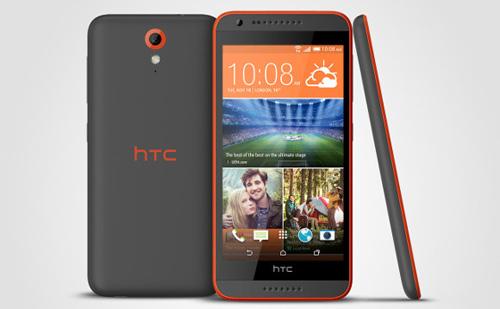 """""""Dế"""" tầm trung HTC Desire 620 ra mắt tháng 1 tới - 1"""
