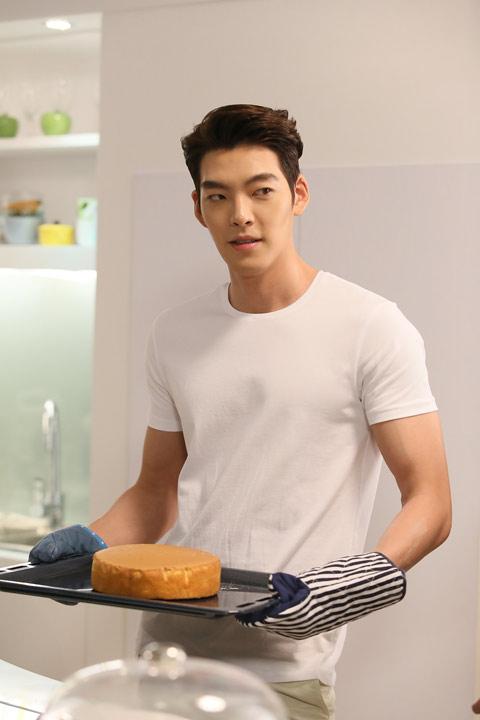 Săn vé xem phim ngắn của Kim Woo Bin và Song Ji Hyo - 1
