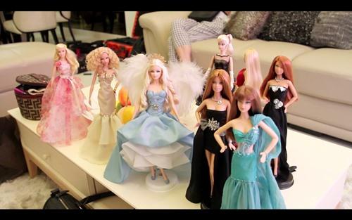 Đào Bá Lộc khoe bộ sưu tập búp bê Barbie - 1