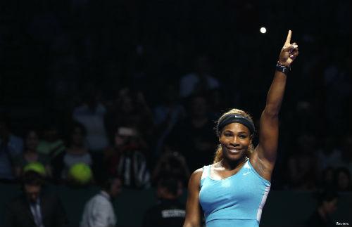 Serena Williams trên con đường trở thành vĩ đại nhất - 1