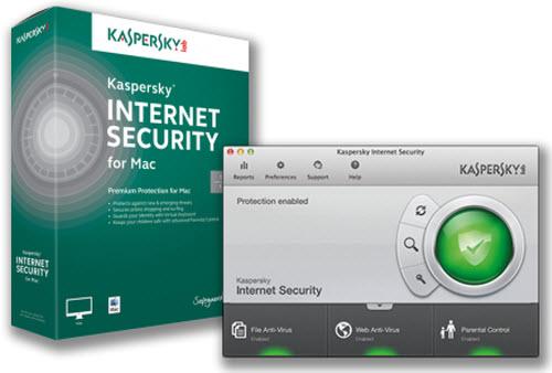 Kaspersky Internet Security 2015 có phiên bản dành cho Mac OS - 1