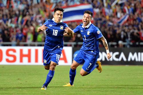 """""""Messi Thái"""" nóng lòng chờ ĐT Việt Nam ở chung kết - 1"""