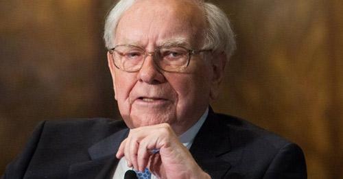 """Warren Buffett """"lên ngôi"""" giàu thứ 2 thế giới - 1"""