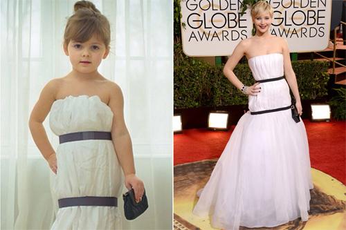"""""""Choáng"""" với thiên tài thiết kế thời trang 4 tuổi - 1"""