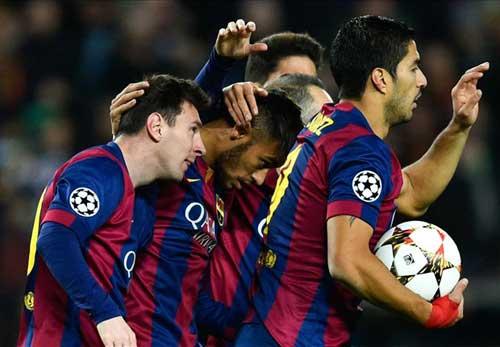 Messi – Suarez – Neymar tỏa sáng: Đây mới là Barca! - 1