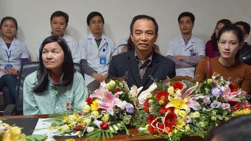 Nghệ An: Chữa thành công bệnh nhân mắc bệnh ung thư vú - 1