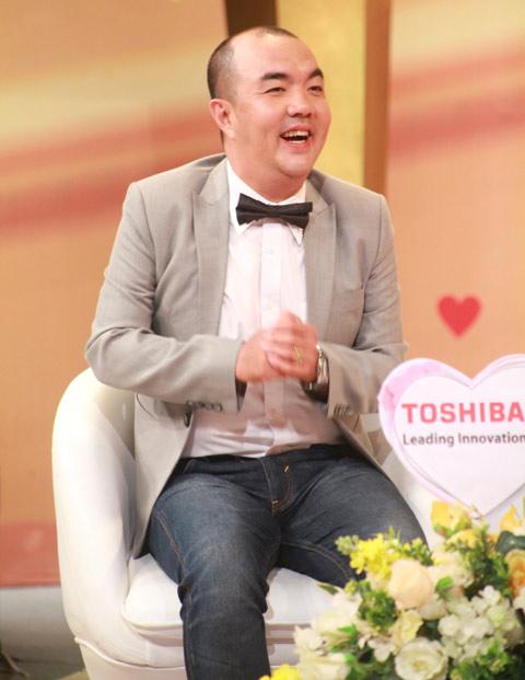 """Quốc Thuận chia sẻ """"chiêu"""" lấy lòng vợ trên truyền hình - 1"""