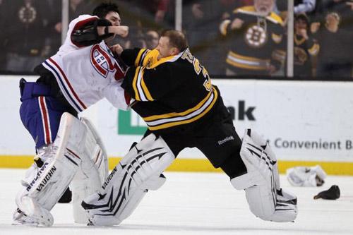 Cho phép VĐV đánh nhau, luật khó tin ở môn hockey - 3