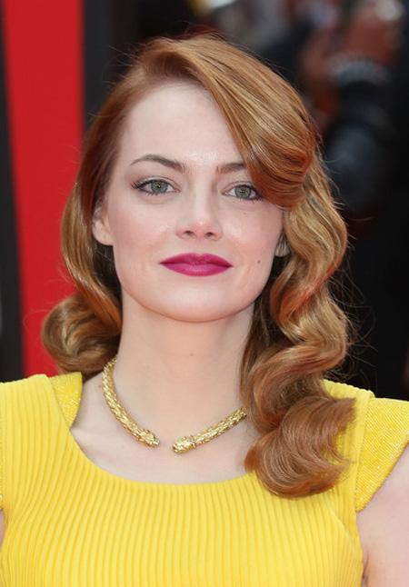 Học lỏm tóc đẹp của mỹ nhân Hollywood cho mùa lễ hội - 1