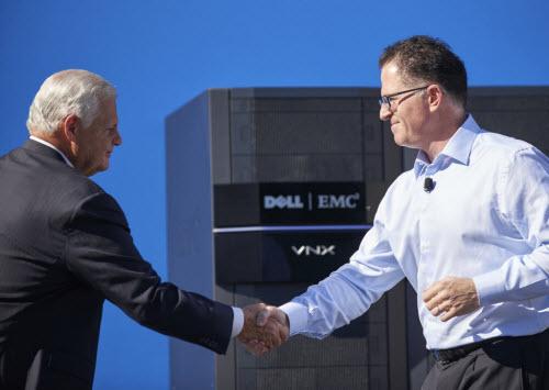 """Dell thực hiện vụ thâu tóm giá trị """"khủng"""" 67 tỉ USD - 1"""