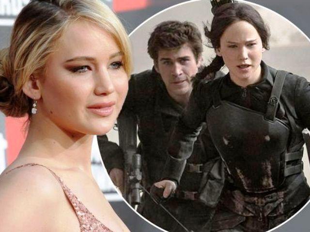 Jennifer Lawrence bị phân biệt giới tính khi trả cát-xê - 1