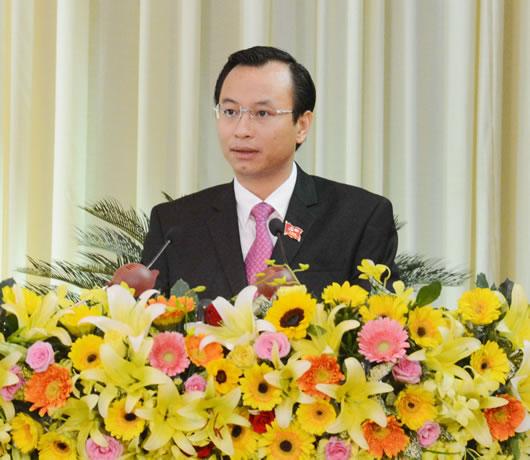 Tân Bí thư Thành ủy Đà Nẵng công bố điện thoại, email - 1