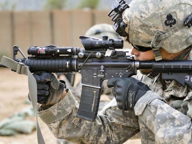Đặc nhiệm Mỹ đột kích IS cứu con tin: Trận đánh ác liệt - 1