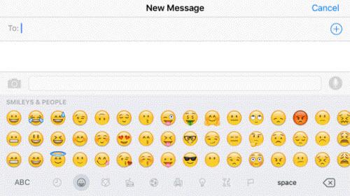 Video: Hơn 150 emoji mới trên iOS 9.1 - 1