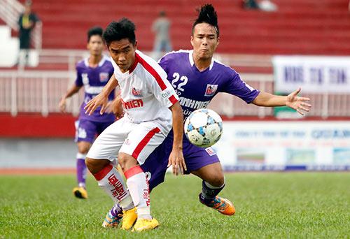 """Giải U21 Clear Men Cup: Chủ nhà TP.HCM """"bay"""" vào bán kết - 1"""