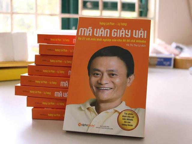 Cuốn sách viết về cuộc đời Jack Ma sắp ra mắt tại VN - 1