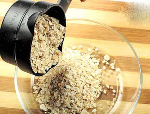 Công thức bột yến mạch giúp da sần nhanh trắng mịn - 2