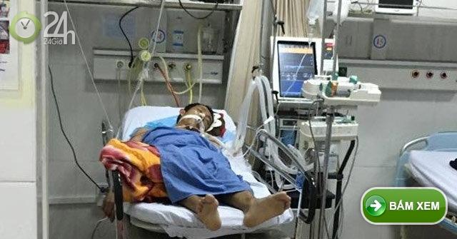Tài xế taxi chấn thương sọ não sau khi nhảy khỏi cầu vượt