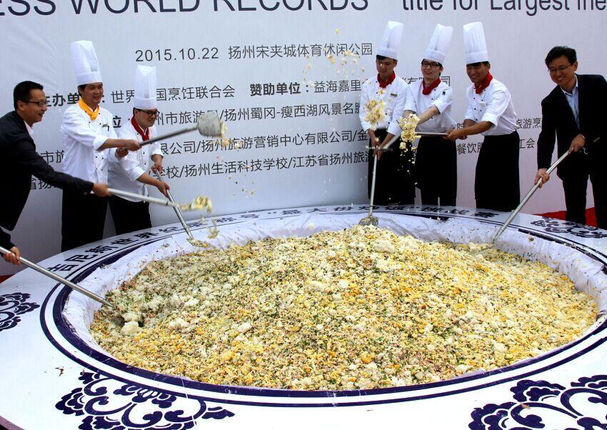 """6 kỷ lục thế giới """"nhạt nhẽo"""" ở Trung Quốc - 1"""