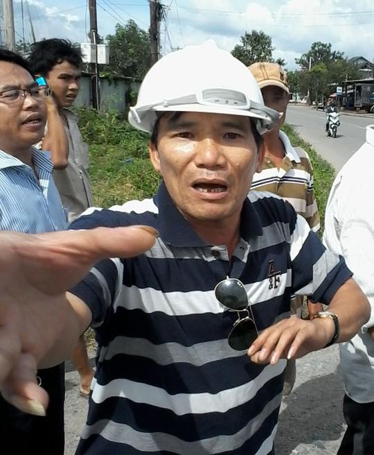 CA làm việc với phóng viên bị hành hung khi tác nghiệp - 1