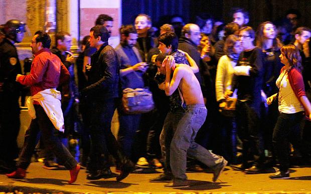 Nạn nhân thảm sát Paris từng thoát chết vụ khủng bố 11.9 - 1
