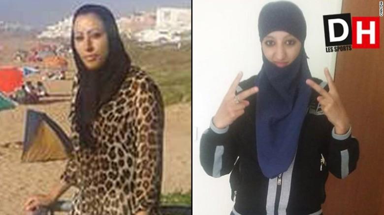 Sống trong sợ hãi vì bị nhầm là nữ khủng bố Paris - 1